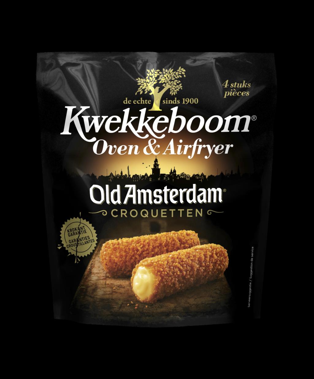 Old Amsterdam Croquetten
